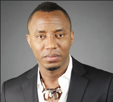 sowore accuses apc pdp of spending beyond n1bn threshold at primaries - Just In: Sowore suspended from AAC, he reacts
