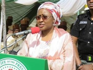 two powerful people frustrating buharis efforts to perform aisha buhari - Aisha Buhari Announces Name For Her University