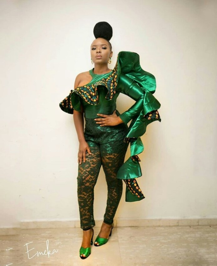 Yemi Alade Features Rickross In New Music Video