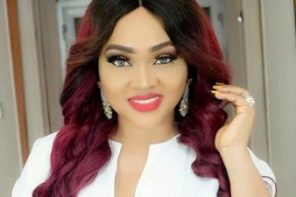 See How Mercy Aigbe Reacted After She Learnt That Naira Became 184 To Dollar, A Day To The Elections
