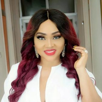 alleged affair i dont have anything to do with gov ambode mercy aigbe cries out - Mercy Aigbe Shows Off Her Valentine Panties (Photos)