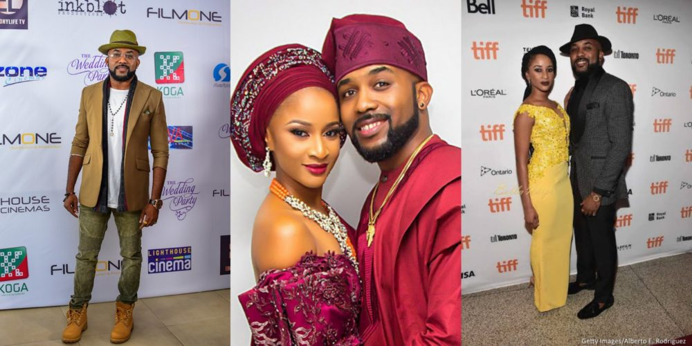 banky w opens up on his wife adesua etomis biggest worry about him as he gets set to contest in the 2019 elections - Banky W is the best – Wife Adesua Etomi gushes