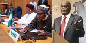 buhari a joke unfit to be an administrator of a whatsapp group abubakar atiku - #Nigeria Decides: Is This the Final Knockout!!!