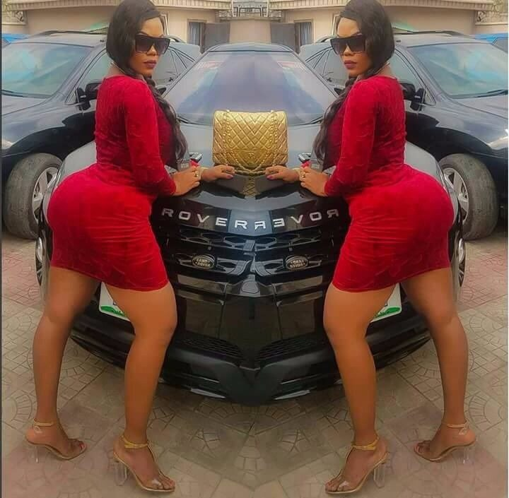 """checkout actress daniella okekes car collection photos - """"It is Obvious That The Size Of Ones Backside Does Not Guarantee Wisdom"""" – Nollywood Actor Fires At Colleague"""