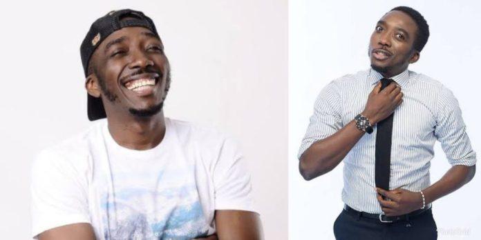 You ain't shit!!! Toke Makinwa comes for Comedian, Bovi