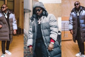 See how Davido reacted to the postponement of the presidential election
