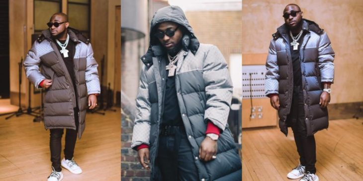 i cost a lot nigerian music act davido says as he steps out looking stunning photos - Davido's Reaction Is The Humour You Need To Overcome Disappointment Over INEC's Presidential Election Postponement