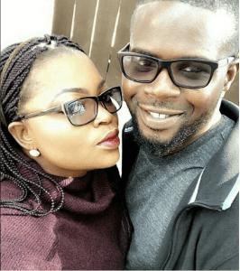 i once dreamt that id marry her but she didnt believe me funke akindeles husband jjc skillz reveals - Omoni Oboli Couldn't Hide Her Jealosy For Funke Akindele's Zanku