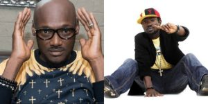 more woes for 2face idibia as blackface takes their fight to tv video - [Photo]: No Sign Of Slowing Down – Black Face Blocks Tuface On Social Media
