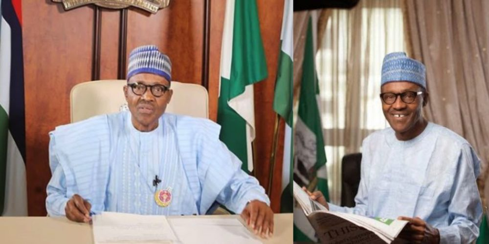 """presidentialdebate2019 president buhari provides reasons for his absence - """"You Found Me Worthy""""-Buhari's Re-Election Full Speech"""
