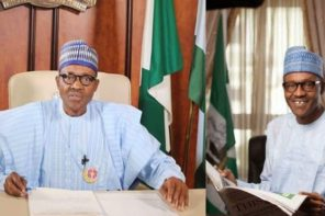 Finally!!! President Muhammadu Buhari Reacts To The  Postponed Elections