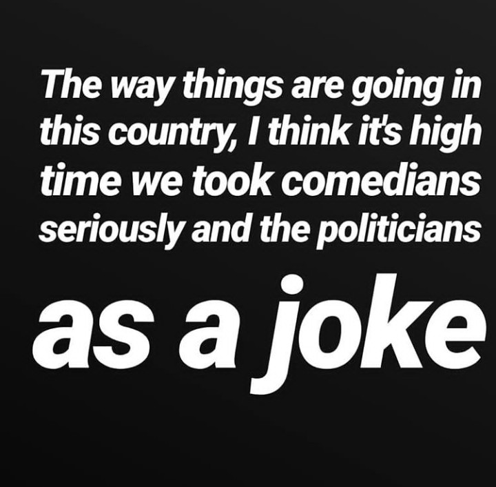 0 IMG 20190216 124727 139 - AY comedian On election postponement: our politicians are a joke