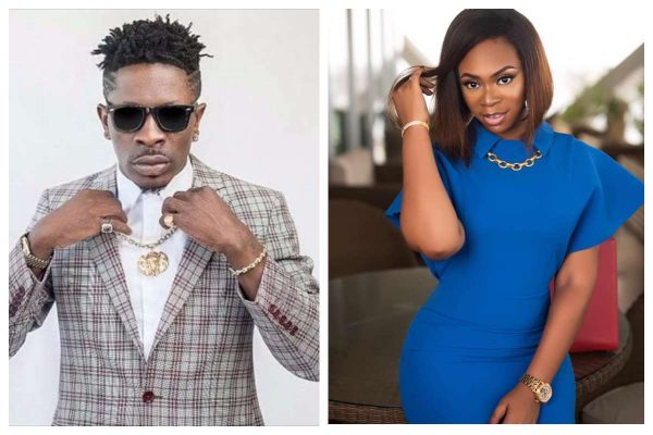 1 11 - You are a mere sperm donor – Shatta Wale's baby mama drags him silly on social media