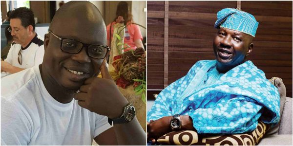1 17 - Comic Mr Latin gives update on Baba Suwe's health