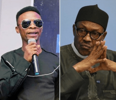 1 25 - Buhari has to apologize to all of us – I Go Dye talks election postponement