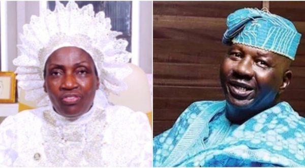 1 34 - Veteran Actor, Baba Suwe gets N10m from Rev. (Mrs.) Esther Ajayi