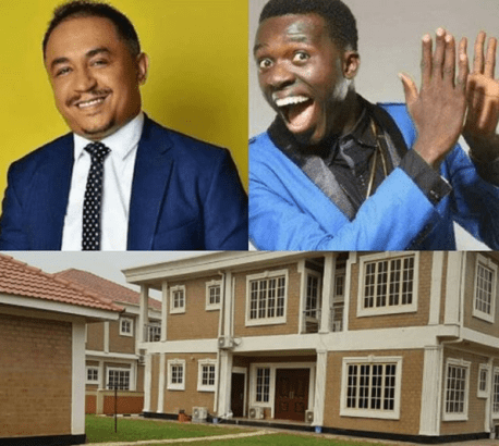 1 91 - Akpororo owns a house now because he pays his tithe – Uche Maduagwu comes for Daddy Freeze