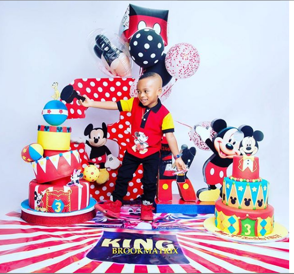 1 94 1 - Tonto Dikeh pens beautiful birthday message for her son as he turns 3