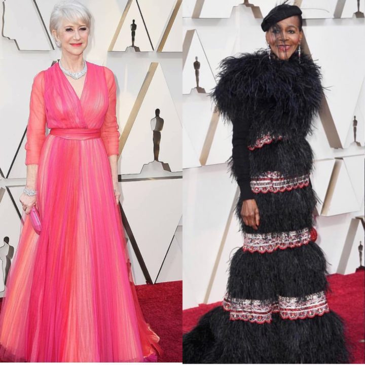 12 - 2019 Oscar Awards: Check out some of the looks from red carpet