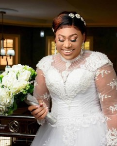 6 - See photos from the wedding of actress Maryam Charles and Mohammed Adebola Sulyman