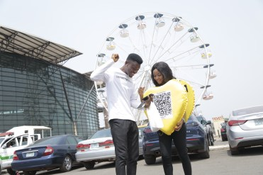 A1A0730 - Nkem Owoh, MTN, Samsung, celebrate Valentine's Day with a difference at Enugu mall in #MTNLoveBox campaign