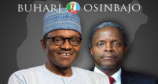 Buhari Osinbajo - 'We share a special bond' – Everything Buhari said about Osinbajo as he turns 62
