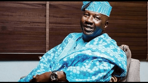 Capture - Veteran actor Baba Suwe allegedly dying