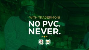 No PVC - TraderMoni Beneficiaries Debunk Claims that PVC is a Requirement for Loan.