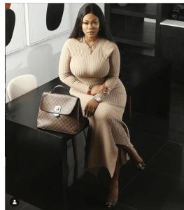 Screen Shot 2019 02 22 at 2.41.27 PM - Nollywood actress Daniella Okeke flaunts her hourglass figure in new photos