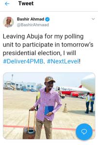 "Screenshot 20190222 1527072 - #Election2019: ""Should We Travel to Vote?"" Nigerians Decide"