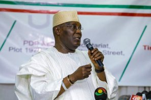 See 7 Strong Points Atiku Made During PDP NEC Meeting Today