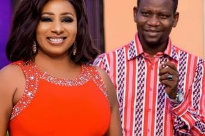 Life Is Meaningless Without You – Mide Martins Celebrates Her Husband