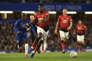"""Stop him and you stop United. Absolutely sensational tonight"" – Fans Hail Paul Pogba After His Impressive Display Put Chelsea To The Sword"