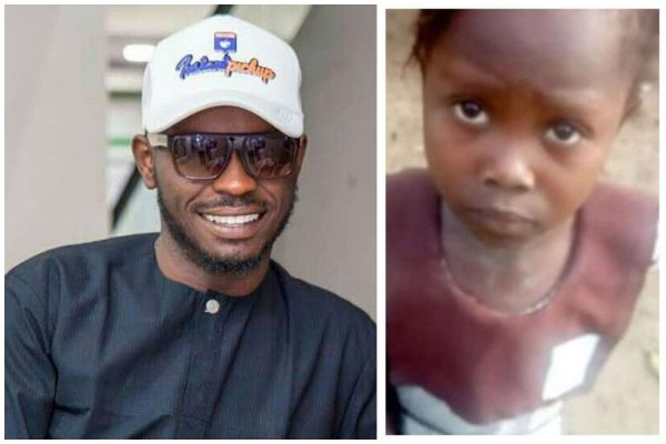 1 16 - 'Whatever my kids get, you get'- Mr Jollof pledges support for child chased out of school