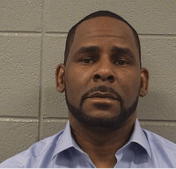 1 23 - R Kelly rearrested, new mugshot released (photo inside)