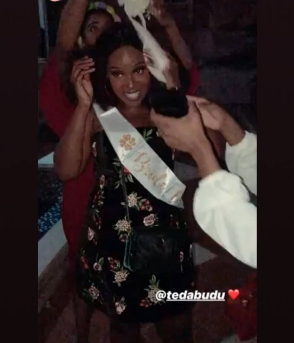 1 3 - [Photos]: See photos from Mo Abudu's Daughter's Bridal Shower