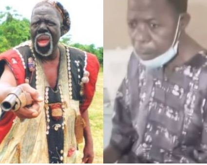 1 5 - Veteran Yoruba actor Fadeyi Oloro is critically ill (video)