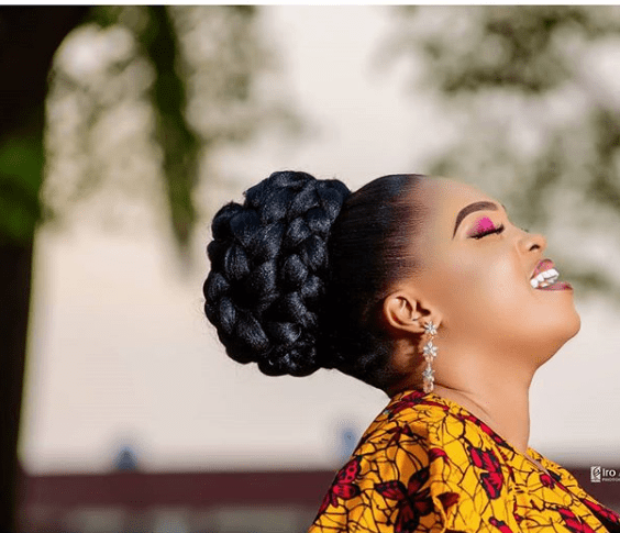 1 57 - Nollywood Actress Regina Chukwu Releases Beautiful Images As She Turns 30