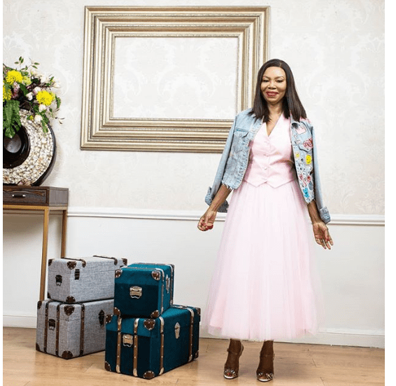 1 59 - [Photos]: Betty Irabor releases beautiful new images as she turns 62