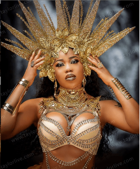 1 6 - Oh Wow! Toyin Lawani releases new drop-dead gorgeous images as she turns 37(Photos)