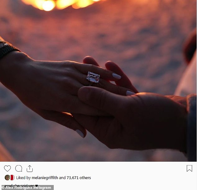 10791654 6791191 image a 28 1552182561492 - Yaay! Jennifer Lopez and Alex Roriguez are engaged