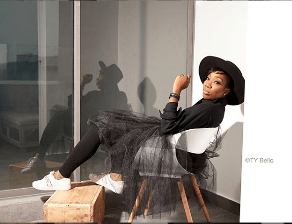 2 23 - Gorgeous photos of rapper, Emem Ema as she turns 40 Today