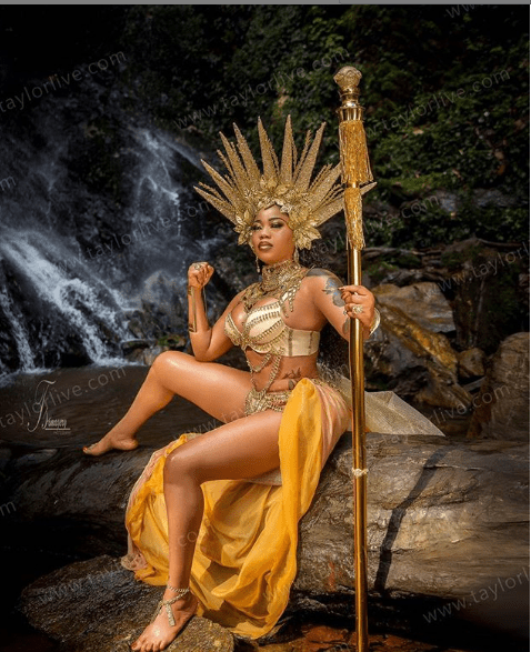 2 5 - Oh Wow! Toyin Lawani releases new drop-dead gorgeous images as she turns 37(Photos)