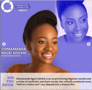 3 13 - Antolecky celebrates International Women's Day by recreating photos of powerful Nigerian women