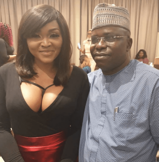 3 7 - You won't believe how Mercy Aigbe showed up to Kwam 1's birthday bash