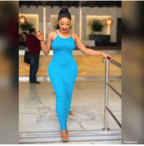 5c792b3a87ff5 - See the stunning dress Tonto Dikeh said she bought for less than N1500