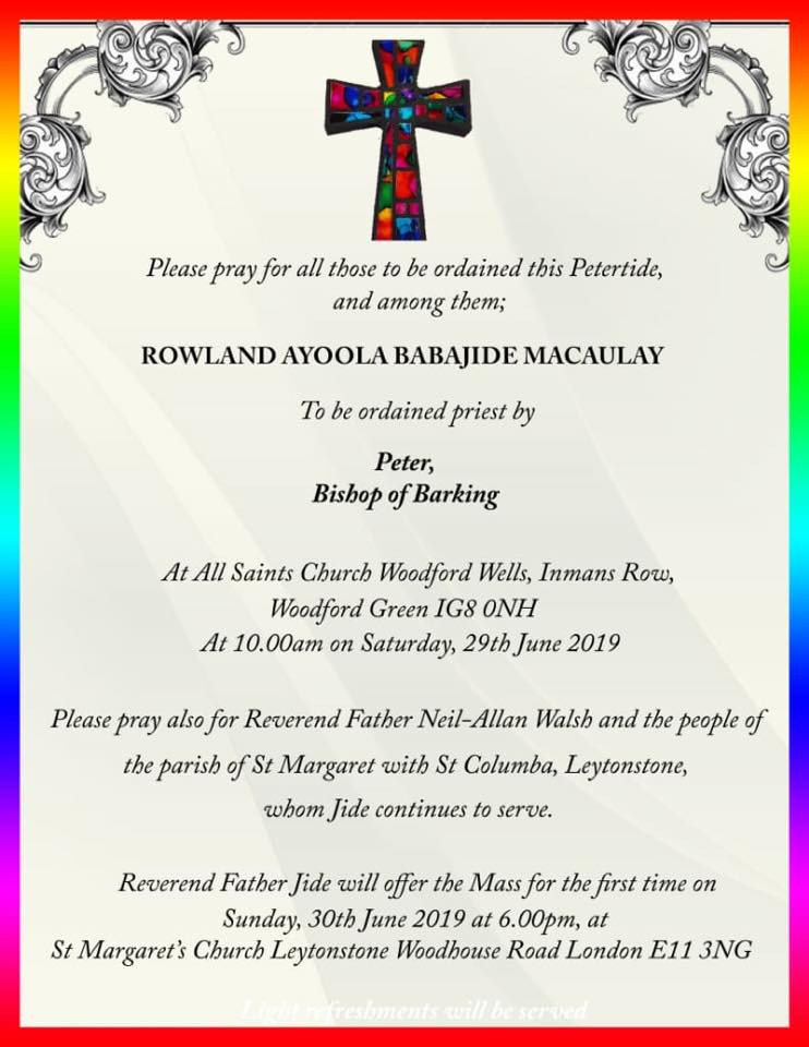 5c921df5de70b - Gay Nigerian pastor Jide Macaulay set to be ordained a priest