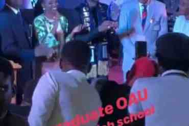 2Baba Bags Music Fellowship Award From Obafemi Awolowo University