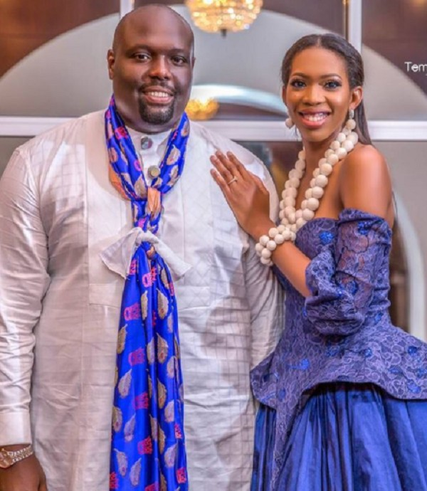 6466079 5a41e9ee5dd63 jpeg46eb70f6141d6beb01adab90cc664fa9 - Donald Duke's daughter and husband welcome their first child (photo)