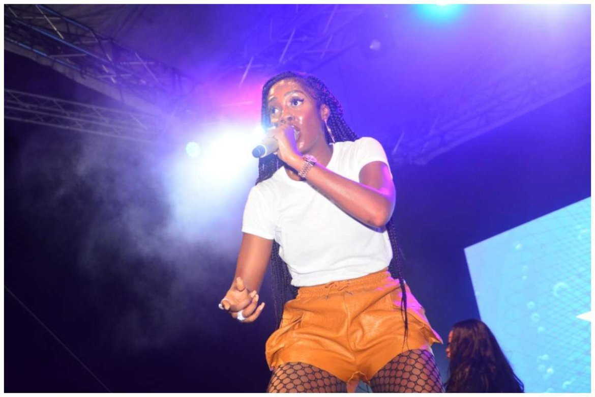 Nigerians come for Kimani's head, after she dissed Ycee and Tiwa Savage